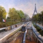 Traveling Parisian Style
