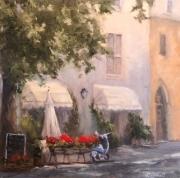 Anticipating Happy Hour in Orvieto